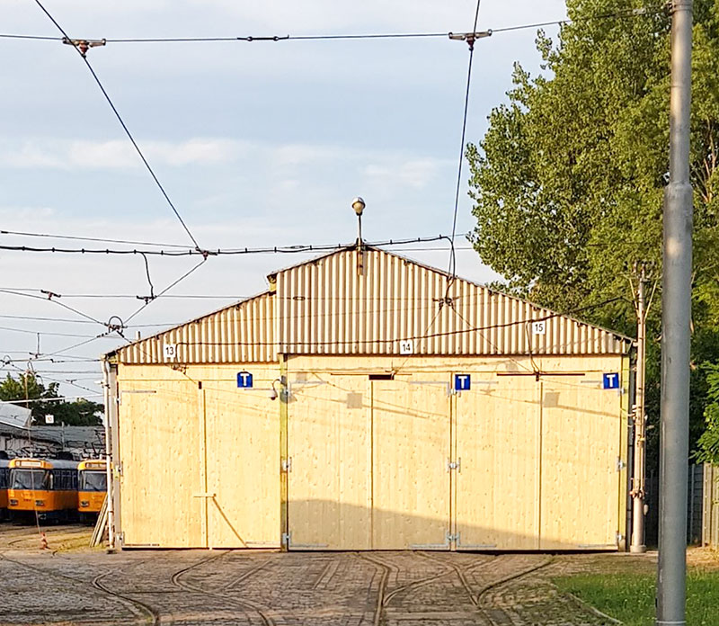 Holztore Straßenbahnmuseum